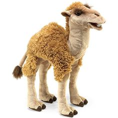 Folkmanis Camel Hand Puppet * Want additional info? Click on the image. (This is an affiliate link) #Puppets