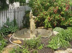 Possibility for hiding pre-formed pond liner.  Rock-on-a-Roll is thin and flexible so if conforms to any shape.