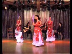 Sevillanas para Bailar - La Puerta de Toledo - Parte 8 - YouTube
