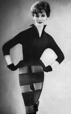 Lucina Hollingsworth, Jo Copeland 1957