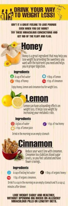 Have a look at some of these great examples of drinks for weight loss and detox that combine some well known superfoods to boost the metabolism and kick start fat burning. These are a great addition to a basic exercise plan and can blast away fat while keeping you feeling fuller for longer. Have a look at Red smoothie Detox Factor for more. Honey – There are many benefits of using honey for weight loss. It's literally chocked full of nutrients, minerals and amino acids that
