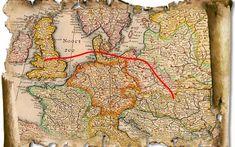 DEZVĂLUIRI Dacii au fost primii colonizatori în Anglia Our Country, Birmingham, Romania, Celtic, Vintage World Maps, History, Motorcycles, Painting, Gold