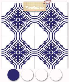 Azulejo Portugues 2 - Panólatras