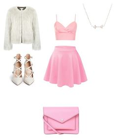 """""""Без названия #12"""" by ifyouwnt on Polyvore featuring мода, Gianvito Rossi, Marc by Marc Jacobs, Topshop и Surreal But Nice"""