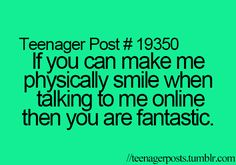 Teenager Posts to all my wonderful followers who leave me comments and make me feel special!!! love you :)
