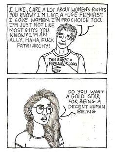#comic #feminism #mansplaining