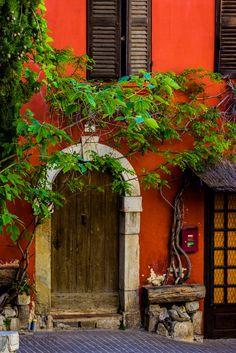 Door in Provence - France