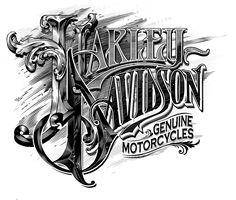 Harley Davidson by Abraham García