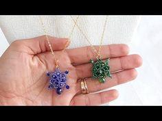 Beaded Beads, Beaded Earrings, Beaded Jewelry, Beaded Bracelets, Beading Tutorials, Beading Patterns, Diy Hair Bows, Beaded Animals, Bead Art