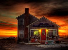 Manomet Lobster Pound Plymouth, Massachusetts