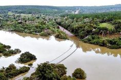 Crecida río Paraná
