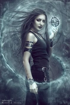 Seek wisdom to pursue the mastery of the energy that surrounds you so that you may interpret it and work with it. - Jasmeine Moonsong original artwork by: Michaela V Join us on Moonsong Daily Magick - Put A Little Magick In Your Day