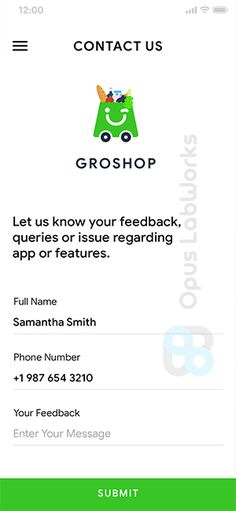 Grocery Ordering Android App Template   Ecommerce iOS App Template (HTML   CSS) (IONIC 5)  Groshop by opuslabworks #Ad #App, #Paid, #Template, #Android, #Grocery Ad App, App Ui, Grocery Delivery App, Ecommerce App, Splash Screen, Html Css, Your Message, Logo Design Inspiration, Android Apps
