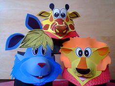 Topi karakter binatang