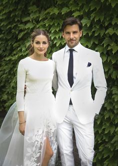 The Most Stylish Celebrity Weddings of 2014  #InStyle