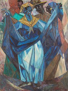 Ver Artista Rafael Tufiño(Puerto Rico, 1922