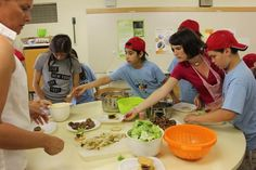 Eats & Drinks | Cooking Kids program branches borders | Good Life in Happy Valley | CentreDaily.com