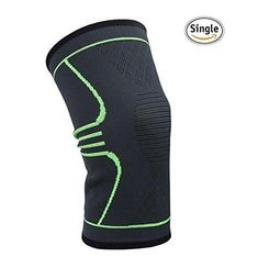 Vimpro Knee Brace Compression Sleeve Support for Sports Joint Pain Relief Arthritis and Injury Recovery-Single Wrap