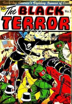 The Black Terror (Volume) - Comic Vine