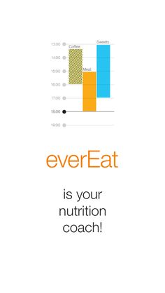 everEat is an app for iOS for control your eating time.