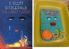 great gatsby wedding cake FAIL