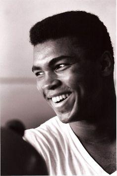 the greatest, Muhammad Ali