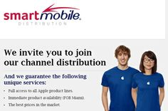 Join #SmartMobile's  #channeldistribution today