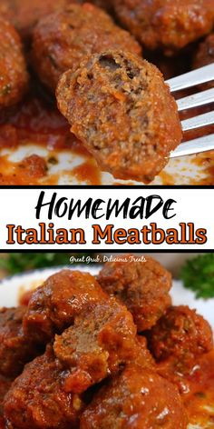 Healthy Recipes, Meat Recipes, Crockpot Recipes, Cooking Recipes, Beef Dishes, Pasta Dishes, Italian Dishes, Italian Recipes, Appetizers