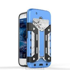 BEST Motorola Moto G4 / G4 Plus Case, Cocomii® [HEAVY DUTY] Cyborg Case *NEW* [ULTRA Apex ARMOR] Premium Shockproof Kickstand Card Holder Bumper - Full-body Rugged Hybrid Protective Cover Bumper Case for Moto G4 / G4 Plus • Unique rugged design with style and the utmost protection • Raised edge around the front lip for facedown protection • Extreme protection from drops and scratches • Unique card holster, slideout kickstand for ease of video viewing • 5% Off Coupon Code 6BXA7NOZ This Week…