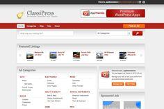 ClassiPress WordPress theme screenshot