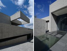 Concrete House in Spain by A-cero - Design Milk