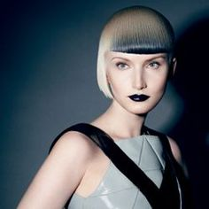 Cut & Color: The Sassoon Creative Team led by Mark Hayes, International Creative Director Make-up: Daniel Koleric Clothes stylist: Tabitha Owen Photography: Colin Roy Styling Products: Wella SP Color Products: Wella Koleston Perfect