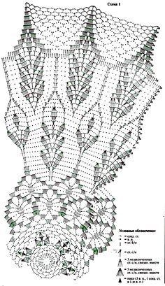 Круглая кружевная скатерть (крючок).. Обсуждение на LiveInternet - Российский Сервис Онлайн-Дневников