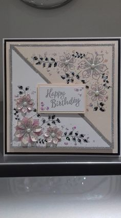 Chloes Creative Cards, Stamps By Chloe, Greeting Cards Handmade, Stampin Up, Birthday Cards, Daisy, Christmas Cards, Projects To Try, Decorative Boxes