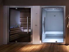 Voy a tener una sauna y spa.