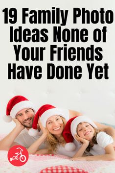 Photo Ideas You Can Totally Pull Off 21 Family Photo Ideas You Can Totally Pull Off A family wearing christmas hats posing in a pile - christmas pictures ideas 40 Creative and Unique Ways to Take a Family Photos for your Christmas Cards Fun Family Christmas Photos, Fun Family Photos, Xmas Photos, Family Christmas Pictures, Holiday Pictures, Christmas Photo Cards, Xmas Family Photo Ideas, Christmas Hats, Funny Christmas Cards