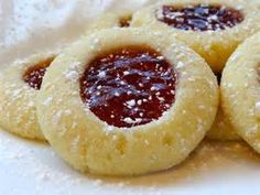 Tennessee Butter Jam Cookies, melt in your mouth delicious!