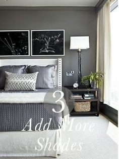 Add lighter and darker neutral shades to update last year's grey palette