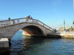 Bridge in Venezia, Italy