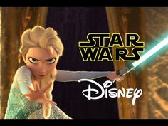 Star Wars Disney - Let it Flow - Let it Go Frozen Parody -YouTube>>> @parkercheshire  you have to watch this this is hilarious
