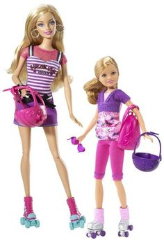 Barbie Sisters Barbie and Stacie Dolls 2-Pack - Free Shipping