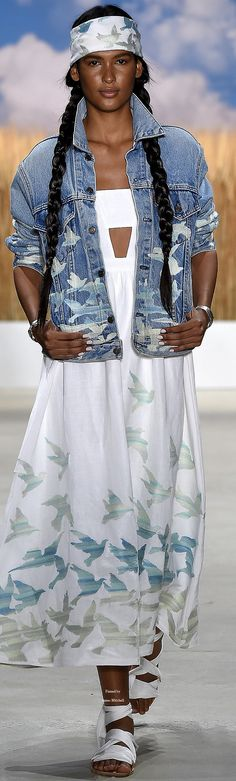 Mara Hoffman Collection Spring 2016 Ready-to-Wear