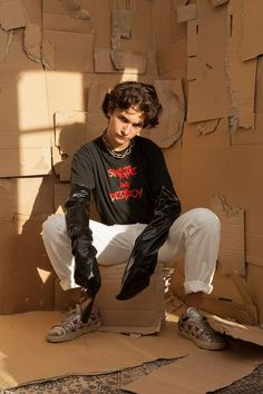 Photo by Vincent Girardot & Julia Stoltz. Styling by Patrick Welde. menswear mnswr mens style mens fashion fashion style editorial