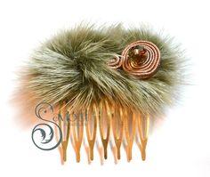 Saviotti Handmade: Fur & Soutache #20