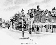 High Street, Leyton, London