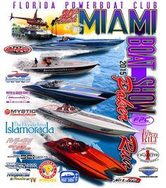 February 2015 event shirt - Florida Powerboat Club