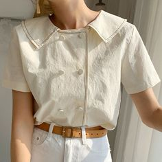 Retro Outfits, Vintage Outfits, Cute Outfits, Korean Fashion, Kids Fashion, Fashion Outfits, Aesthetic Clothes, Aesthetic Outfit, Mode Vintage