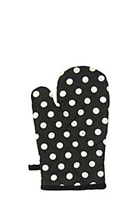FRENCH DOT 100% COTTON OVEN GLOVE