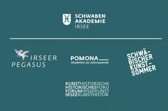 Schwabenakademie Irsee - Überarbeitung Dachmarke, Gestaltung: KW NEUN Grafikagentur