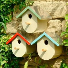 Bird box from garden Trading